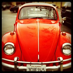 punchbuggy orange (ValFriday) Tags: orange punchbuggy mywalktowork
