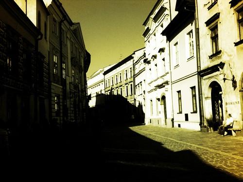 <span>cracovia</span>Il quartiere ebraico<br><br>Uno scorcio<p class='tag'>tag:<br/>luoghi | cracovia | </p>