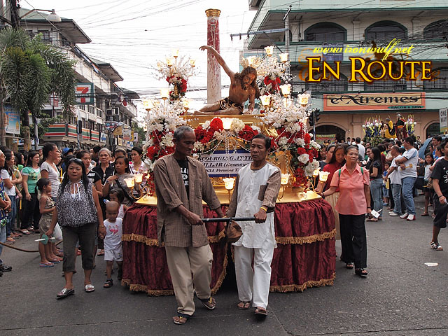 The Carosa Procession at Angeles City