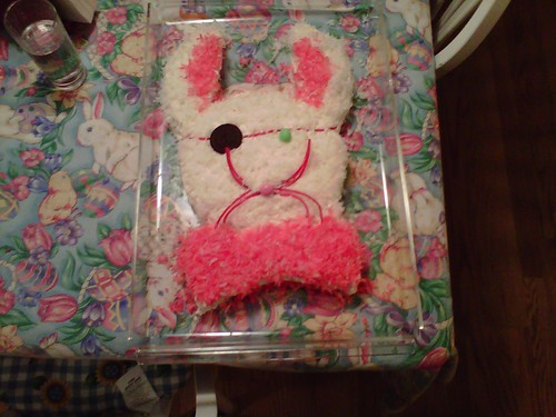 The Dread Pirate Bunny Cake