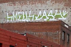 Smells x Cash4 (Becki_Fuller) Tags: street nyc urban streetart ny newyork art brooklyn graffiti artist roller smells phtography cash4