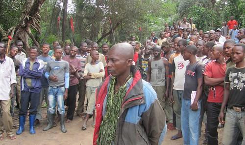 Lobaye uprising