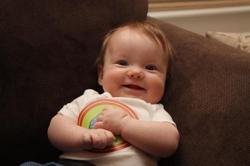 4 Months Old Alex