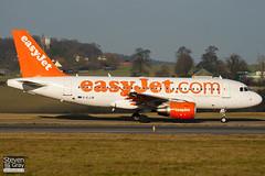 G-EJJB - 2380 - Easyjet - Airbus A319-111 - Luton - 110118 - Steven Gray - IMG_8211