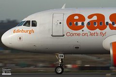 G-EZBM - 3059 - Easyjet - Airbus A319-111 - Luton - 110224 - Steven Gray - IMG_9966