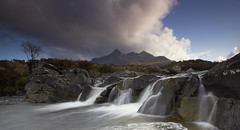 SLIGACHAN FALLS (Steve Boote..) Tags: mountains landscape scotland isleofskye innerhebrides glen gitzo cullin sligachan sigma1020 sgurrnangillean leefilters koodfilters steveboote canoneos550d