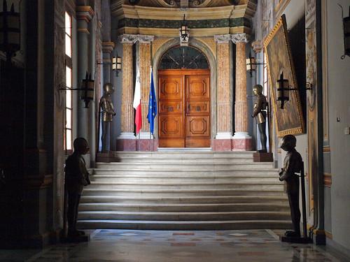 La Valeta - Palacio del Gran Maestre