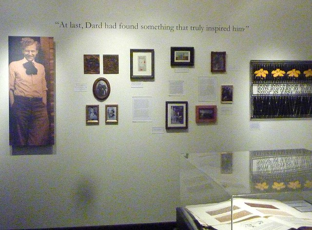P1100204-2011-04-28-Williams-Paper-Museum-Ga-Tech-Dard-Hunter-Biography-Wall