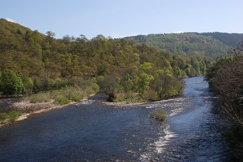 The Tay below Dunkeld