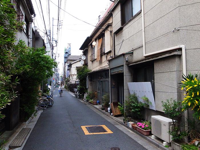 從秋葉原走到上野