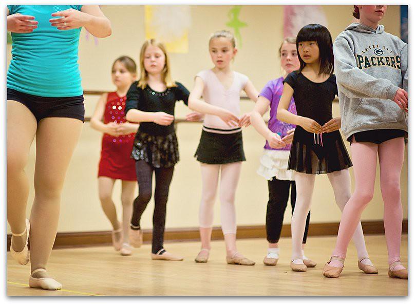 ballet practice 3