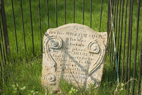 William Adam a Martyr