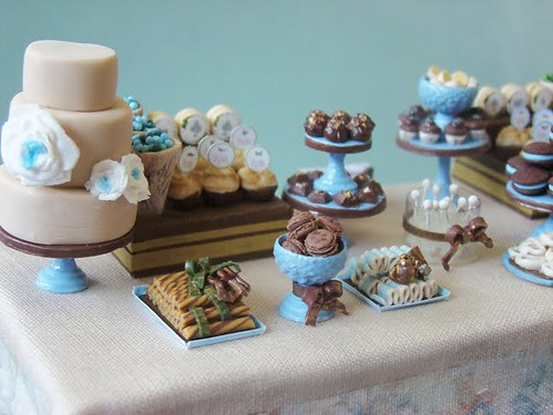 wedding dessert table 6