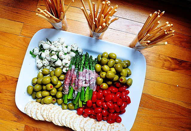 how to make an antipasto platter video