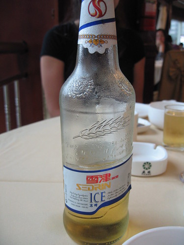 Xiamen Local Beer by jennyhu