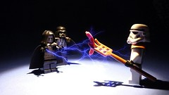 MAY THE 4th BE WITH YOU (Legoagogo) Tags: starwars lego stormtrooper vader darthvader chichester moc