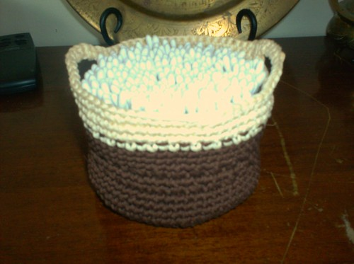 Cotton Mini-Basket - Full