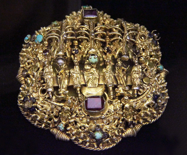 Morse (Clasp), Hungary, medieval