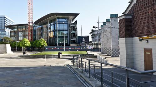 Belfast - Lanyon Place