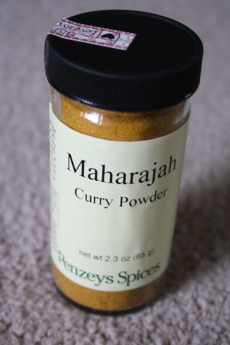 Penzey's Maharajah Curry Powder