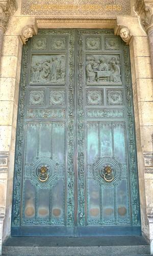 Sacre Coeur Door