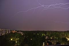 DSC01617 (Mathias Apitz (München)) Tags: wetter weather gewitter wolken blitze sky clouds lightstorm lightnings natur nature haar münchen munich mathias apitz