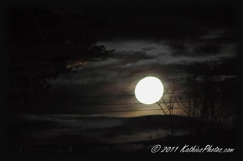 19 May The Moon Rising