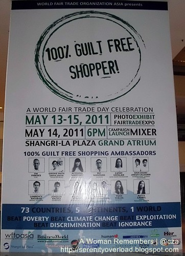 wftoasia,guilt-free-shopping-campaign