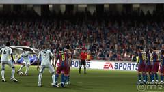FIFA 12 - Ronaldo direct free kick