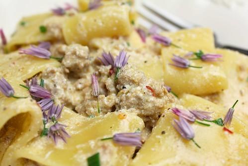 Pasta al Pastore (Calabrian Shepherd's Pasta)