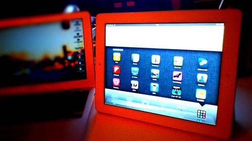 iPad2交換しました。 by amanoyu