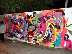 prozak (PROZAK7) Tags: floripa streetart art graffiti arte prozak florianopolis skateboard rua fodase