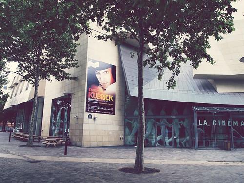 Stanley Kubrick exhibition in Paris