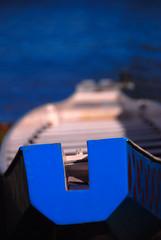My U Turn! (antonychammond) Tags: blue abstract dof u uturn rhizome fiatlux flickraward estremità bestminimalshot nikonflickraward creattività expressyourselfaward beyondbokeh