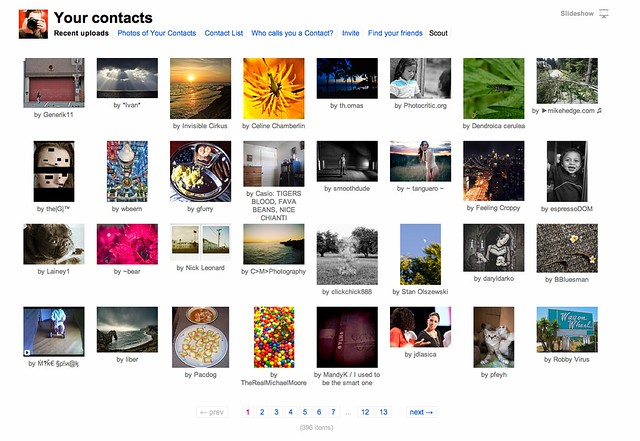 How to Browse Flickr Like a Pro