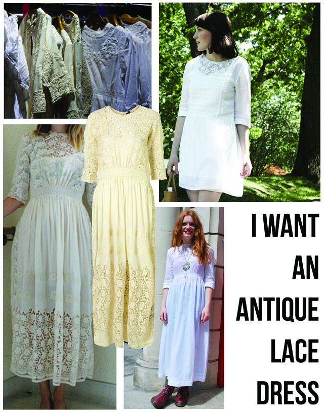 antique lace dresses