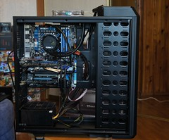 Enermax SpineRex Full Tower PC korpusas