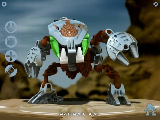 REVIEW: 8577 Pahrak-Kal - LEGO Action Figures - Eurobricks Forums