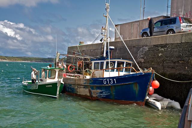 156/365: Boat