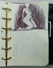 P1060417 (Klaas5) Tags: sketch schets klaasvermaas picturebyklaasvermaas pocketbooksketches zakboekschetsen pocketboot zakboek