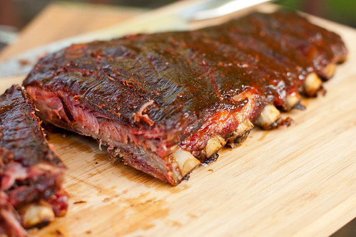 Sliced Spareribs