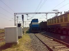WDG-3A (kshitijwap4) Tags: trains nagpur indianrailways irfca