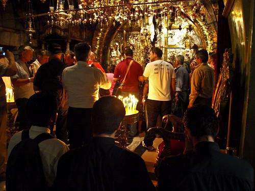 Barrio Cristiano - Santo Sepulcro