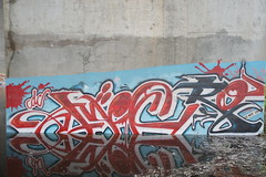 mecro (H.R. Paperstacks) Tags: streetart art minnesota graffiti paint graf stpaul minneapolis mpls tc twincities graff aerosol mn cdc stp mecro