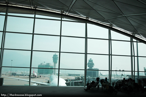 Hong Kong International Airport - Vista