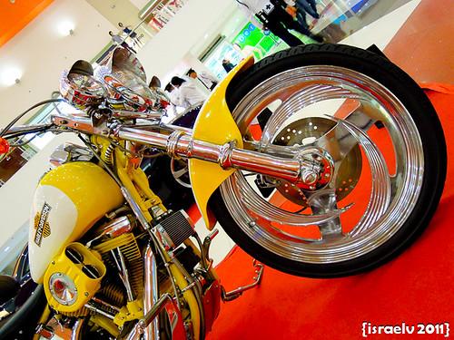 Nice Wheel! by israelv