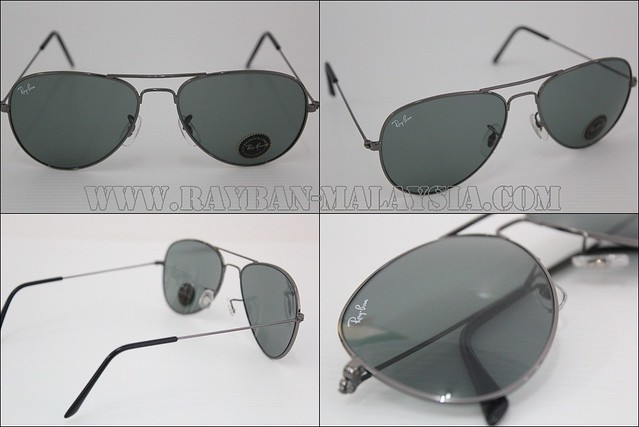 Aviator B&L USA-Black COMBINE