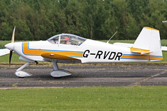G-RVDR (QSY on-route) Tags: club aero lincon sturgate egcs grvdr 04062011