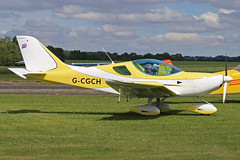 G-CGCH (QSY on-route) Tags: club aero lincon sturgate egcs gcgch 04062011