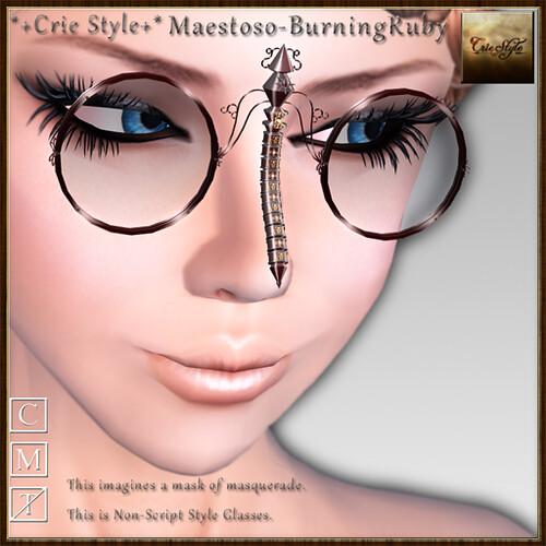 *+Crie Style+* Maestoso-BurningRuby